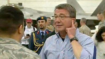 Visita sorpresa del secretario de Defensa estadounidense a Irak