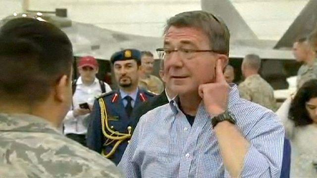 Amerikan Savunma Bakanı Ash Carter, Bağdat'a gidiyor