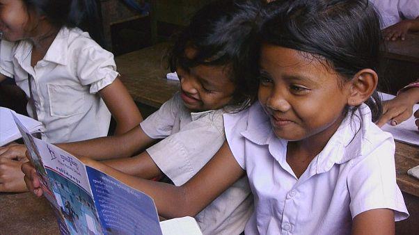 تسکین دردها با آموزش، نگاهی به موفقیت دو طرح آموزشی در هائیتی و کامبوج