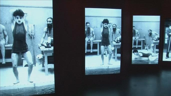 Открытие дома-музея Чарли Чаплина
