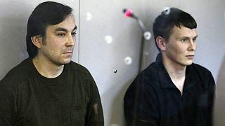 La Justicia ucraniana condena a 14 años de cárcel a dos soldados rusos por agresión y terrorismo