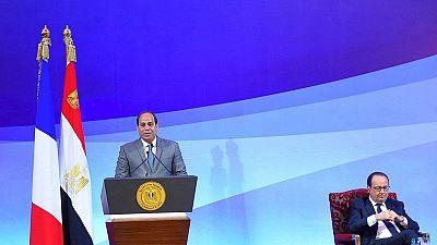 Egypte : l'évocation du cas Regeni provoque un malaise chez Al-Sissi