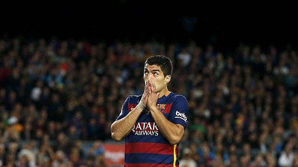 Barça em crise numa semana cheia de campeonatos nacionais