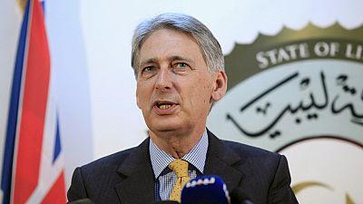 Le chef de la diplomatie britannique promet une aide financière à la Libye