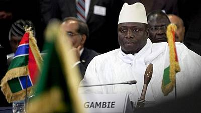 U.N. slams Gambia after deadly opposition crackdown