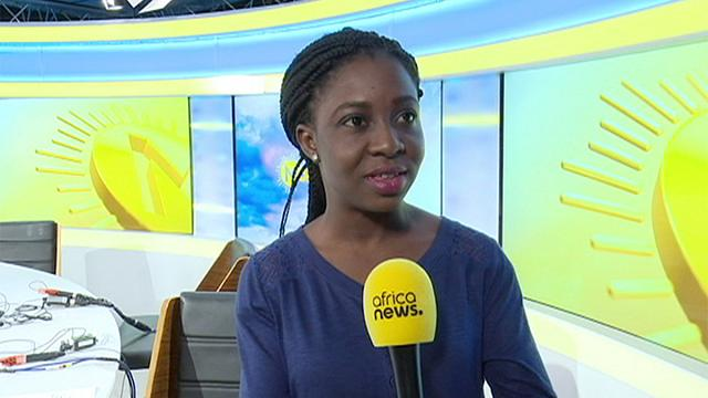 A 'new voice' - africanews set for television launch