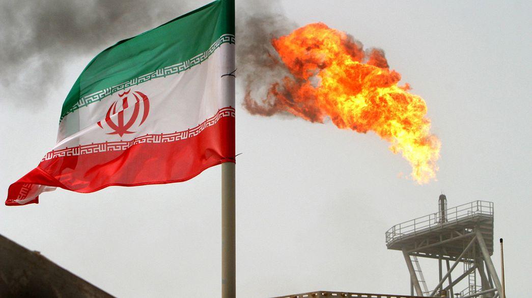Irán quiere recuperar todo el oro negro que perdió