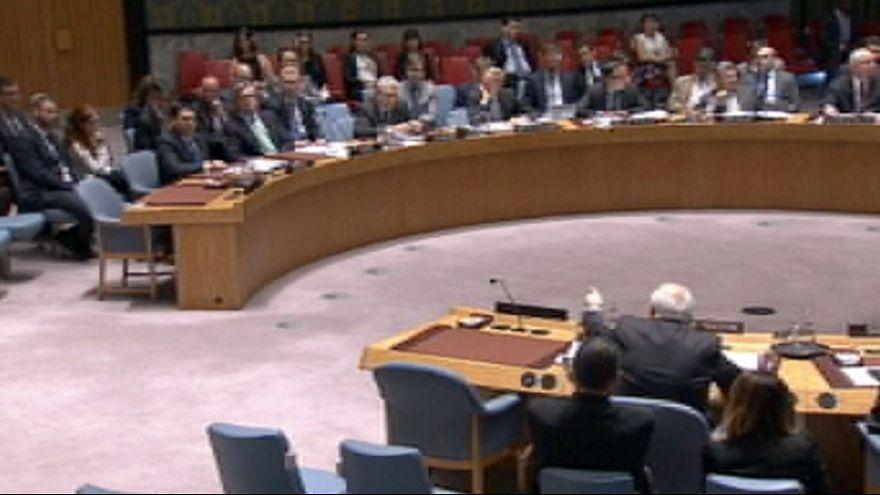 Cruce de acusaciones entre las delegaciones israelí y palestina en una reunión en la ONU