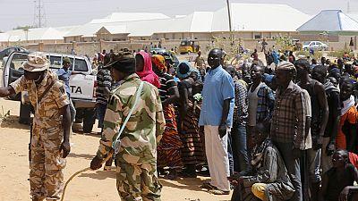 Attaque de Boko Haram contre l'armée nigériane à Maiduguri
