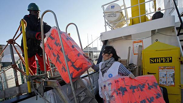 EU mulls expanded naval mission in Libya
