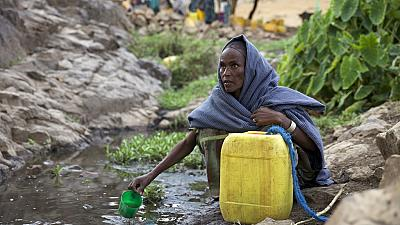 Drought-hit Ethiopia turns to underground water