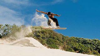 Afrique du Sud : du Sandboarding pour combattre la délinquance