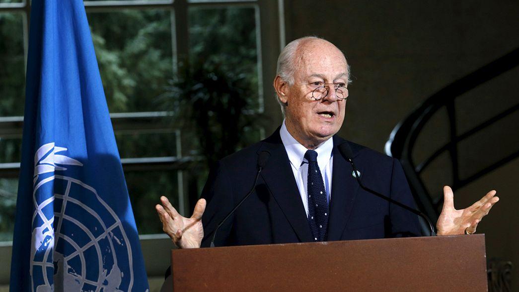 Syrie : à Genève, les pourparlers de paix sont suspendus
