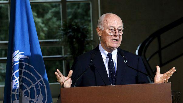 Женева: ВКП заявил о приостановке участия в межсирийских переговорах