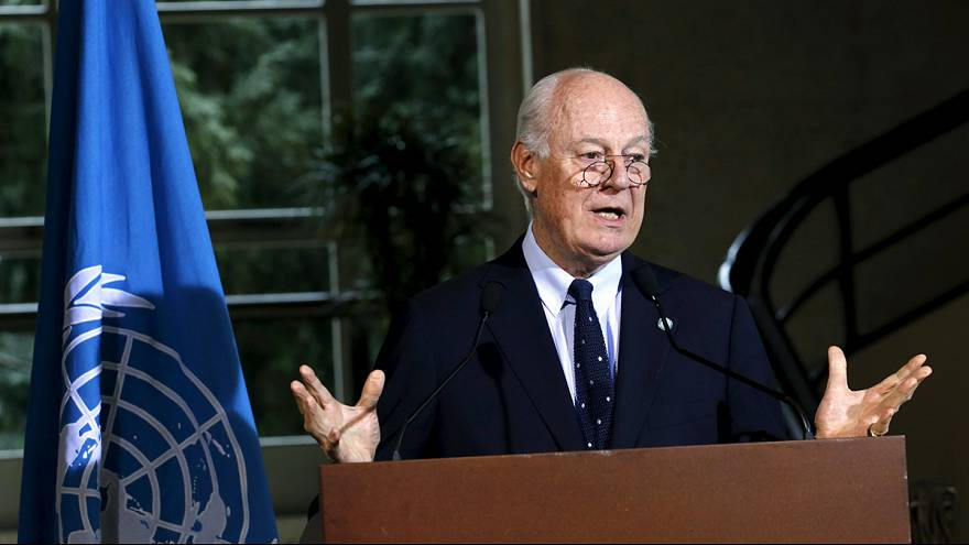 Oposição síria suspende negociações de paz em Genebra