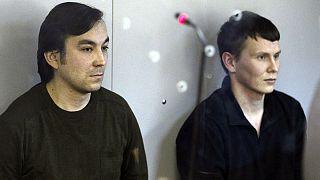 Ucrania condena a catorce años de cárcel a dos soldados rusos