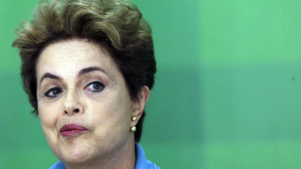 Rousseff comes out fighting following impeachment vote