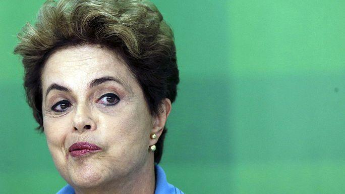Dilma Rousseff: puccskísérletet hajtott végre a parlament