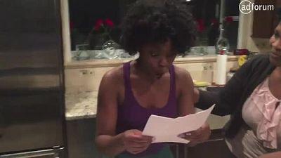 Ms. Wilkinson's Unacceptable Acceptance Letter (Ultraviolet)