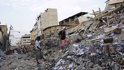 Equador: Sismo provocou mais de 400 mortos