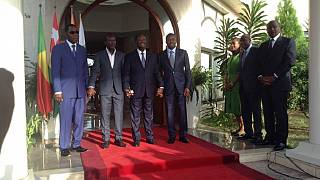 Ouattara begins move to reconcile Benin's Boni Yayi and Patrice Talon