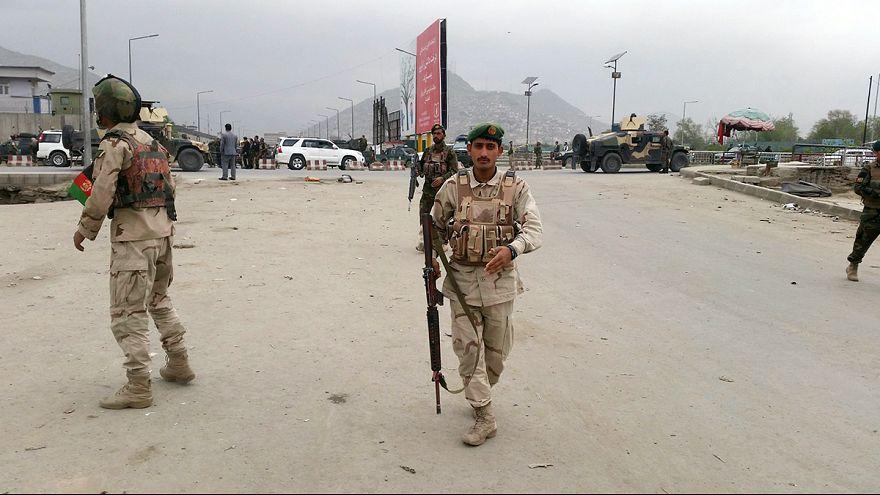 Afghanistan : plusieurs morts dans un attentat-suicide à Kaboul revendiqué par les talibans