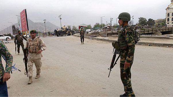 Öngyilkos merénylet Kabulban