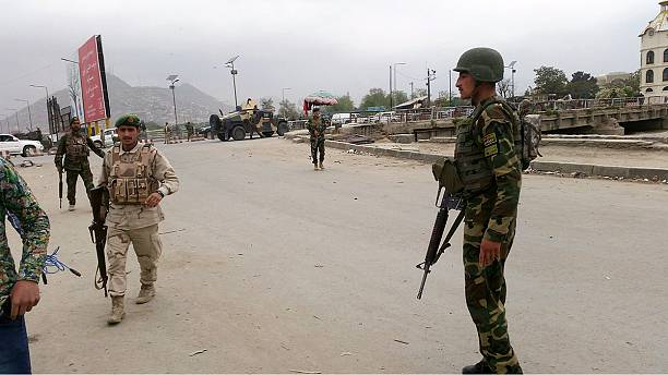Deadly suicide bomb attack hits Afghan capital Kabul
