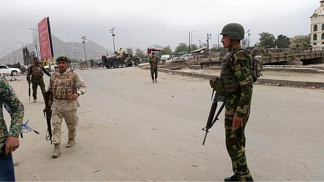 Zahlreiche Tote bei Selbstmordanschlag in Kabul
