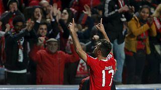 Liga Portuguesa, J30: Benfica agarrado à liderança, Sporting não descola