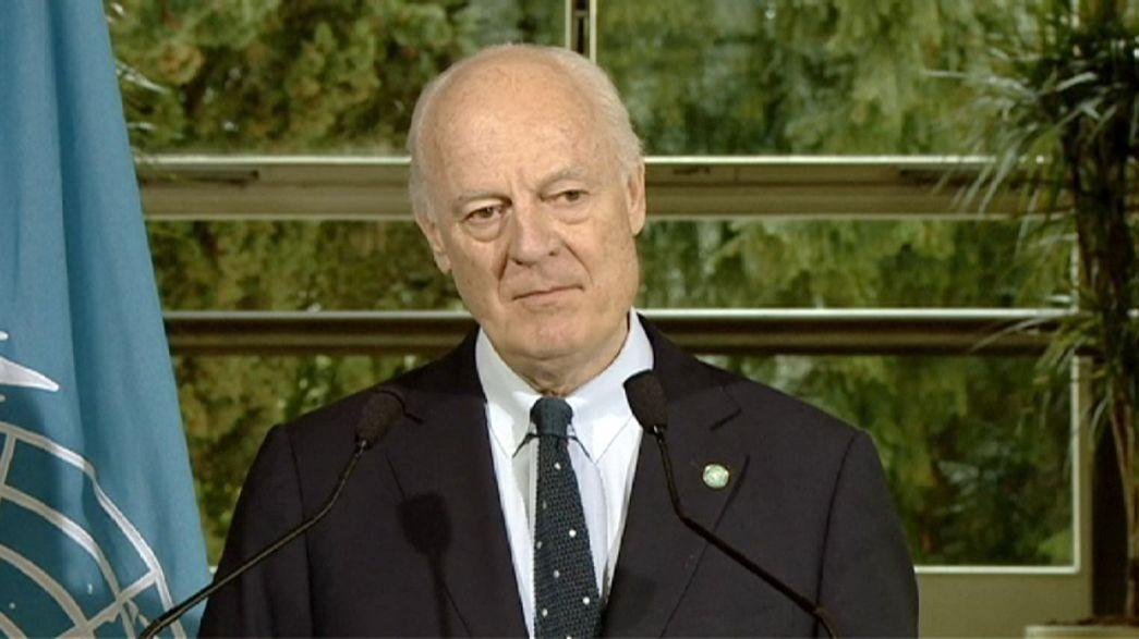 La oposición siria se niega a la continuidad de Bachar al Asad