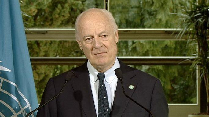 المعارضة السورية تُؤجل مفاوضات جنيف إلى أجل غير مسمى