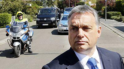 Orbán besucht Helmut Kohl: Gemeinsame Sorge um Europa