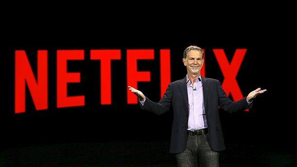 Netflix new subscriptions slow