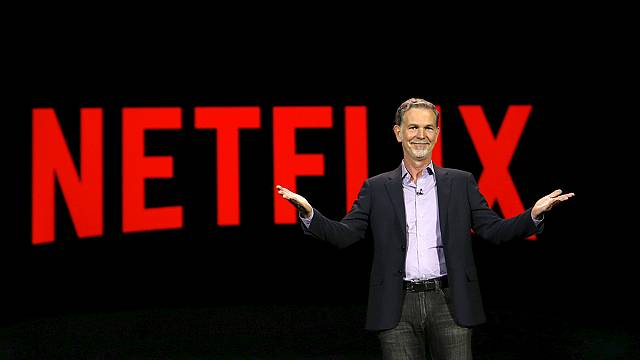 Netflix: рост притока абонентов замедляется
