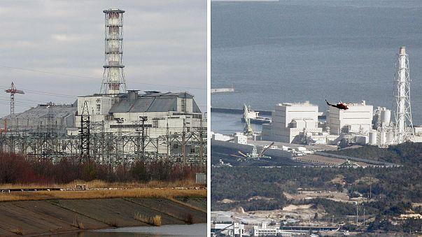 Da Chernobyl a Fukushima: disastri diversi, stessi problemi