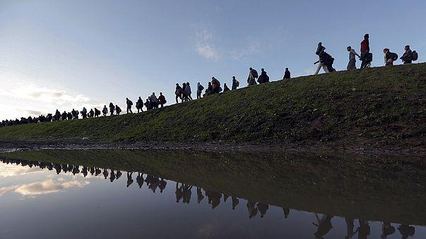 Спор Турции с ЕС из-за виз угрожает сделке по беженцам
