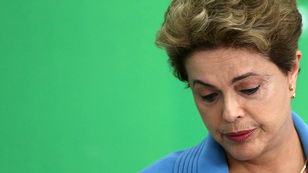 Brazil: Rousseff fights but impeachment tide rises