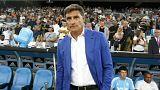 Futebol: Marselha despede treinador por mau comportamento