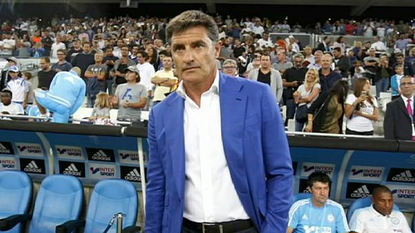 Struggling Marseille sack coach Michel