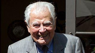 Şili eski cumhurbaşkanı Patricio Alywin öldü