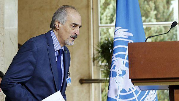 Interjú Szíria ENSZ-nagykövetével