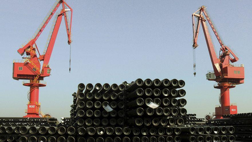 Rotundo fracaso de la 'cumbre del acero' para detener la sobreproducción china