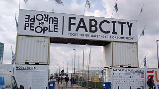 Amsterdam's FabCity tests new sustainable homes invention