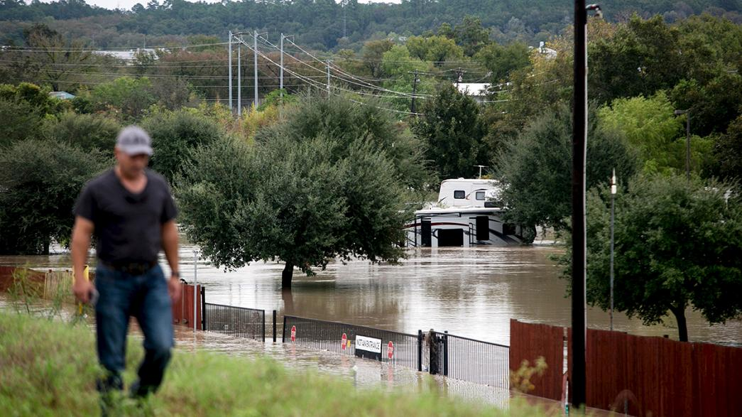 More storms forecast for Texas as Houston reels from floods