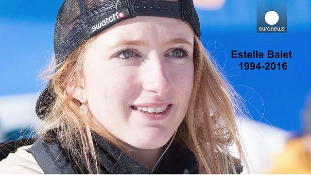وفاة بطلة العالم للتزلج ستيلا باليت في حادث انهيار جليدي بجبال الألب