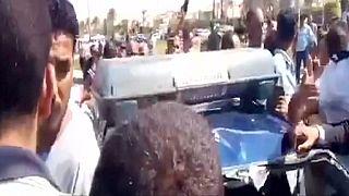 Un policía mata a un vendedor en El Cairo durante una riña sobre el precio de unos refrescos