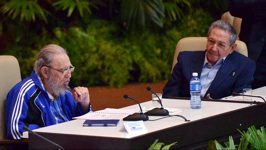 مؤتمر الحزب الشيوعي الكوبي ينتخب راؤول كاسترو أمينا عام لـ: 5 سنوات