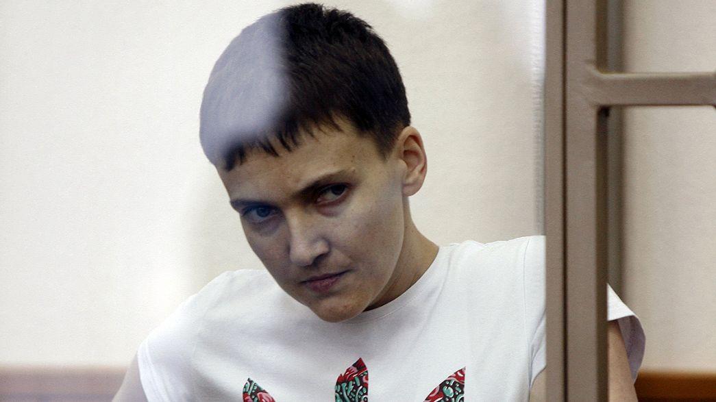 Rusia y Ucrania negocian el canjeo de prisioneros