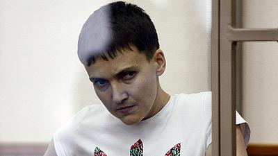 Pilotin Sawtschenko: Ukraine und Russland planen offenbar Gefangenenaustausch